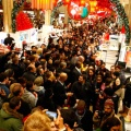 Holiday Shopping and the Class Divide